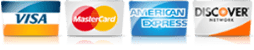 For AC service in Tempe AZ, we accept most major credit cards.